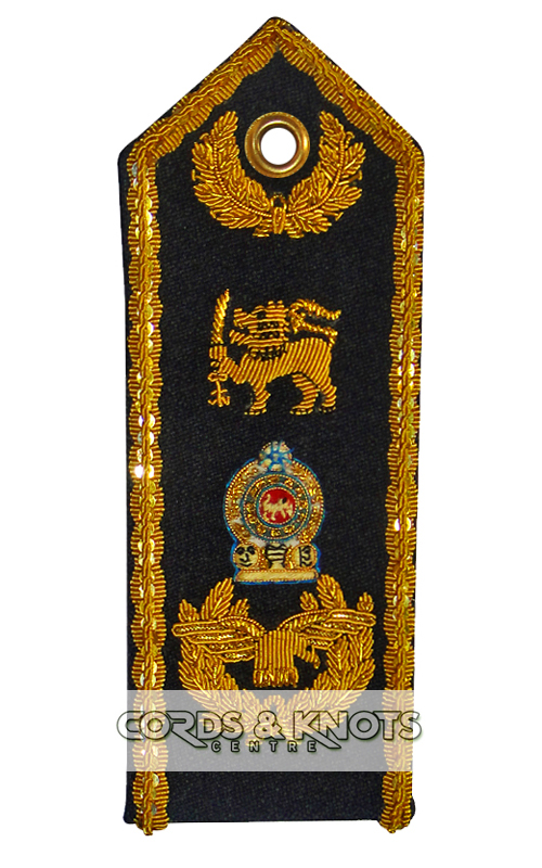 Srilanka Shoulder Epaulets for AirForce