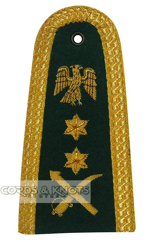 Nigerian Army Shoulder Epaulettes